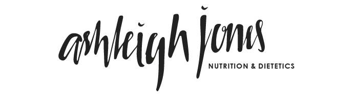 Ashleigh Jones | Brisbane Dietitian & Nutritionist