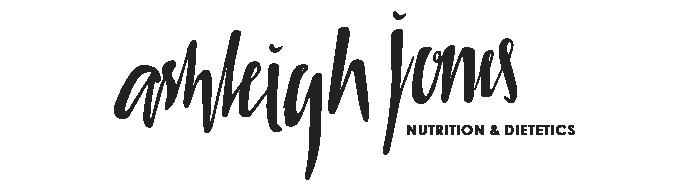 Ashleigh Jones | Brisbane Dietitian & Nutritionist